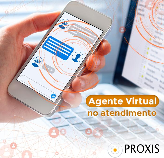 Agente Virtual – Aprimore o seu autoatendimento