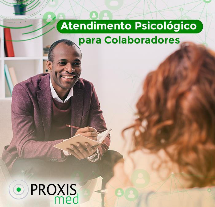 Atendimento Psicológico para colaboradores