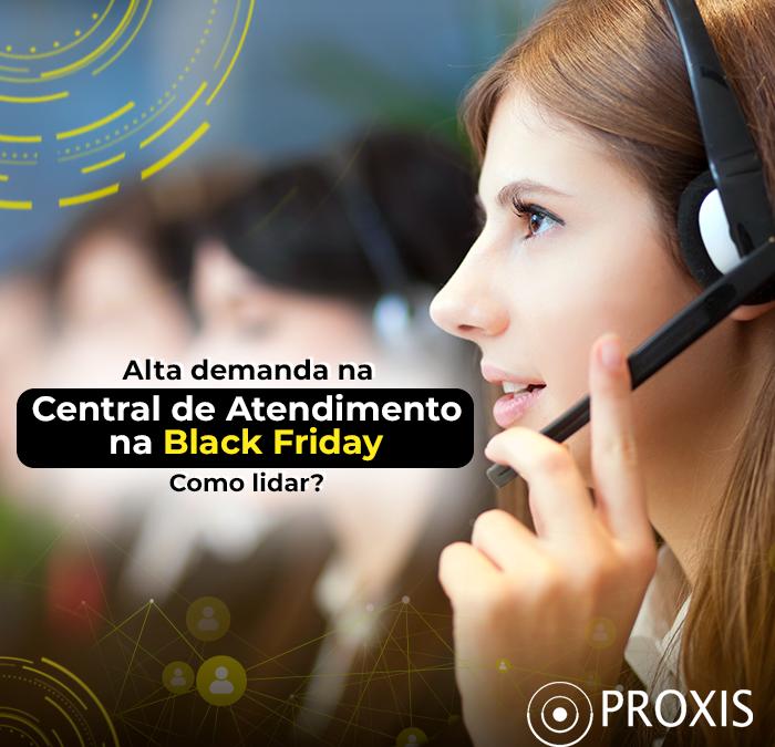 Prepare seu Call Center para a Black Friday: Como lidar com a alta demanda de ligações na Central de Atendimento?