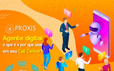 Agente digital: o que é e por que usar em seu Call Center?