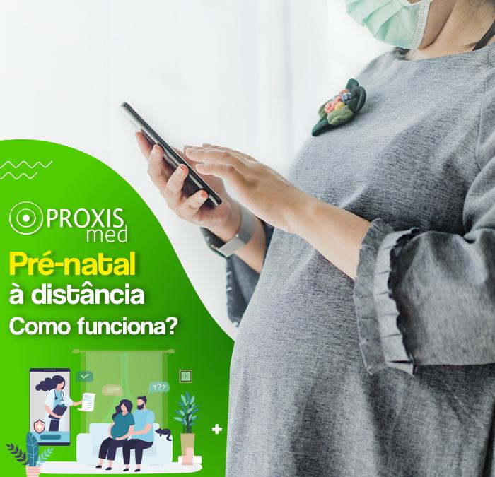 Pré-Natal à distância: Como funciona o acompanhamento da gravidez por Telemedicina?